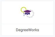 DegreeWorks Button