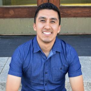 EOU MAT student Sidronio Rangel