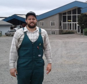 EOU alumnus Dan Hansen attends veterinary school at OSU