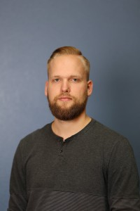 EOU online student James Wierson
