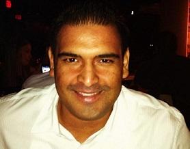EOU alumnus anthropology sociology Nelson Calderon