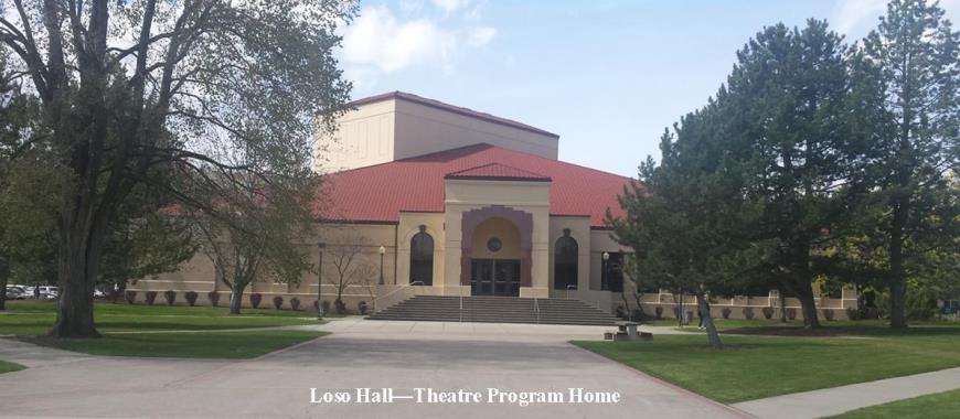 Loso Hall - Theatre Program Home