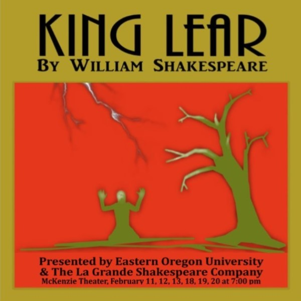 an analysis of edgars soliloquy in king lear by william shakespeare William shakespeare's tragedy 'king lear' is considered to be  the two truly  noble characters in the play, edgar and cordelia, have both.