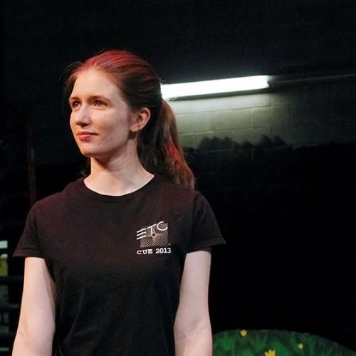 Rachel Bentz-theatre major