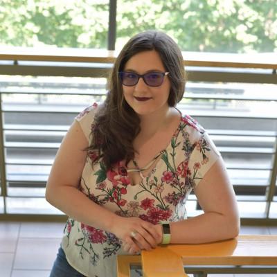 Charlette Burghard 2018 President's Scholar