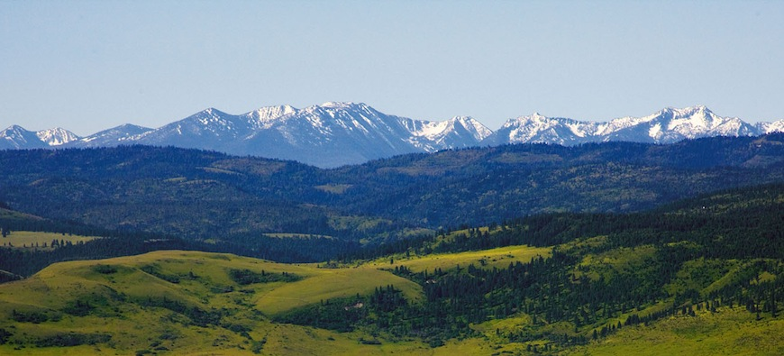The Elkhorn Mountain Range 2