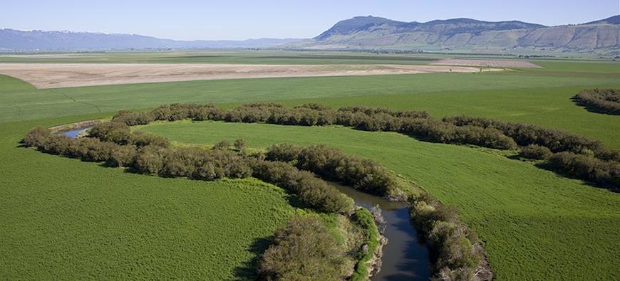 Grande Ronde Valley Eastern Oregon