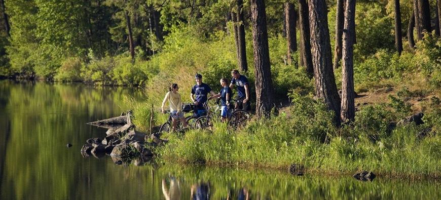 Mountain Biking in Eastern Oregon