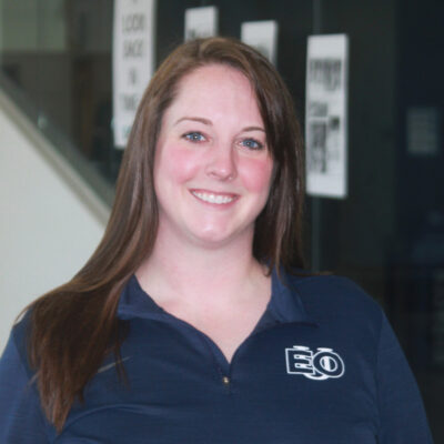 EOU The Voice Women's Lacrosse Head Coach Monica Plut