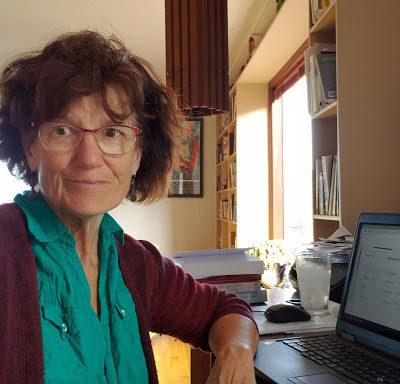 EOU Professor Rebecca Hartman