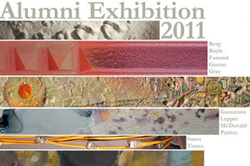"The ""Alumni Exhibition 2011"" opens Sept. 30 and features the work of 11 EOU art program graduates."