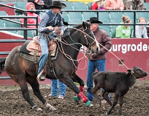 Eou Rodeo Qualifies For National Finals Eastern Oregon