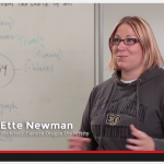 Rae Ette Newman EOU Video