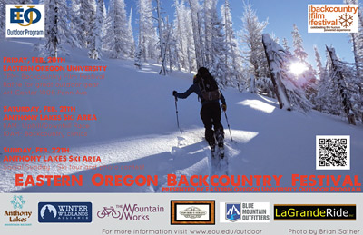 2015 Eastern Oregon Backcountry Festival