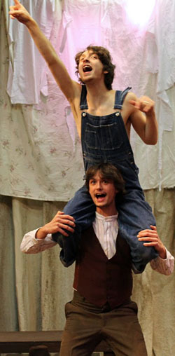 "See ""The Diviners"" at 7 p.m. in Schwarz Theatre."