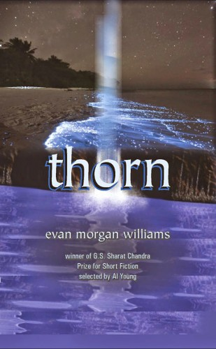 """Thorn"" by EOU alumnus and author Evan Morgan Williams"