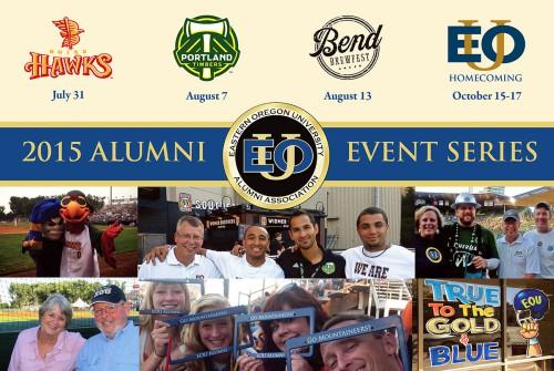 2015 Summer Alumni Events