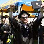 2015 commencement photos and video