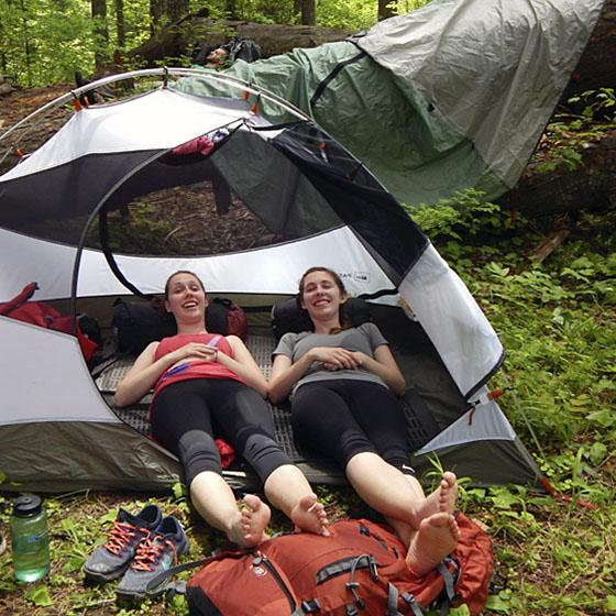 Summer Outdoor Program trips