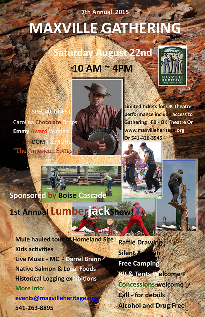 7th annual Maxville Gathering