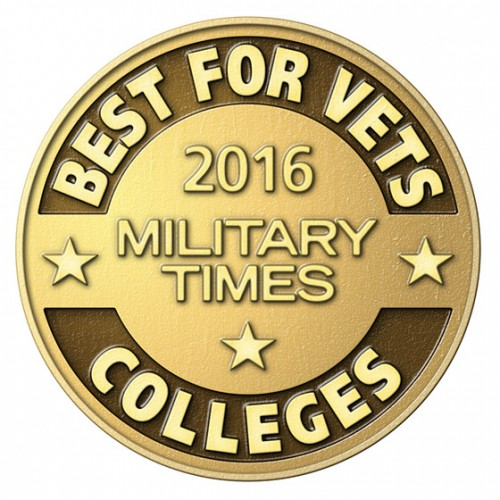 2016 Best for Vets Colleges