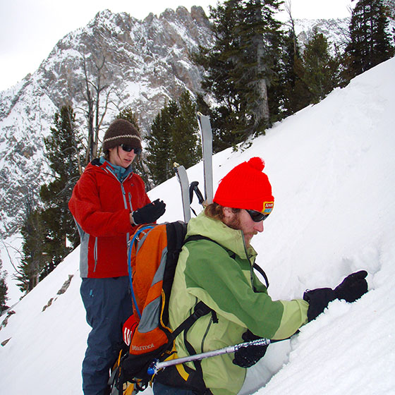 Photo by Kirk Bachman / Heading to the backcountry this winter? Learn how to stay safe during a free clinic from 6:30-8 p.m. Tuesday, Dec. 1 in the Zabel Hall Auditorium at EOU.