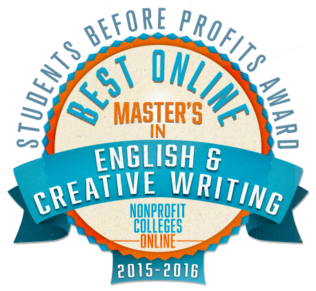 Best universities for english creative writing
