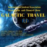 Galactic Dinner & Show