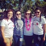 OHSU students
