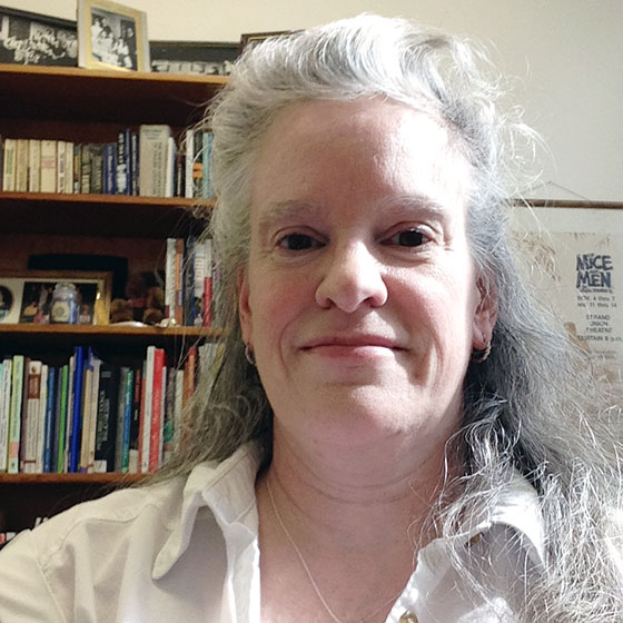 Teresa Farrell is an assistant professor of education at EOU interested in visual literacy.
