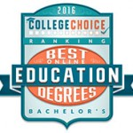 2016 College Choice badge