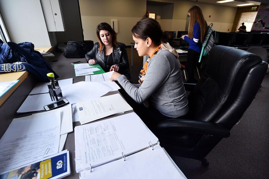 EOU enrollment in Umatilla County