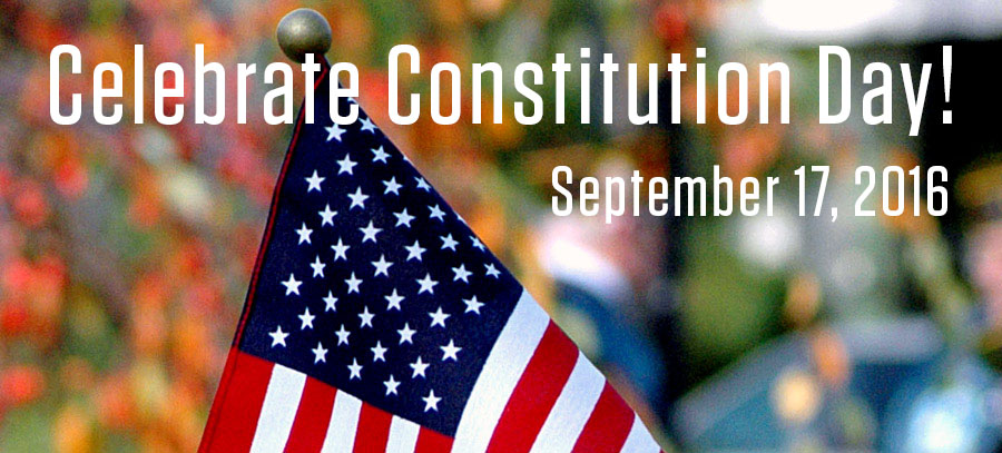 2016 Constitution Day