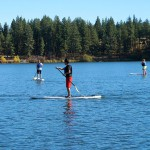 EOU file photo / Workshops on college writing, finances, identity, diversity and more will be interspersed with outings designed to immerse students in the community and provide opportunities to try something new ­– like archery or painting, even stand-up paddle boarding at Morgan Lake.