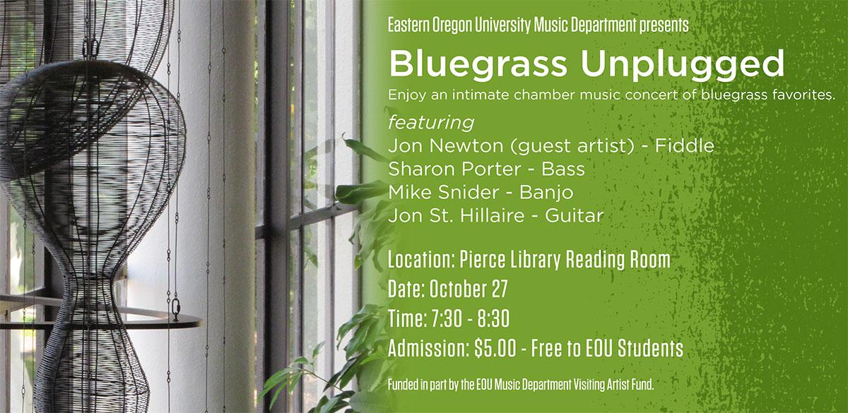 Bluegrass Unplugged