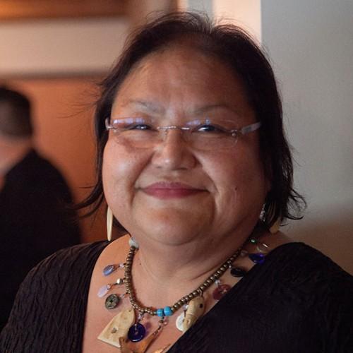 Oregon Poet Laureate Elizabeth Woody