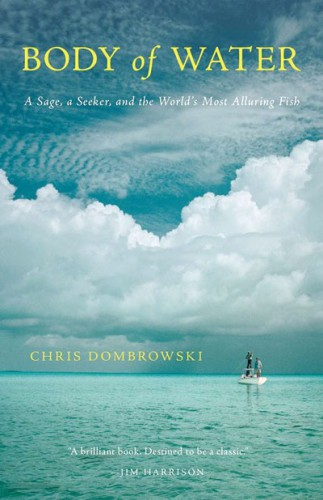 """Dombrowski's reading from """"Body of Water"""" starts at 7:30 p.m. Oct. 11 in Badgley Hall."""