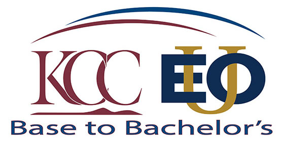 KCC-EOU partnership logo