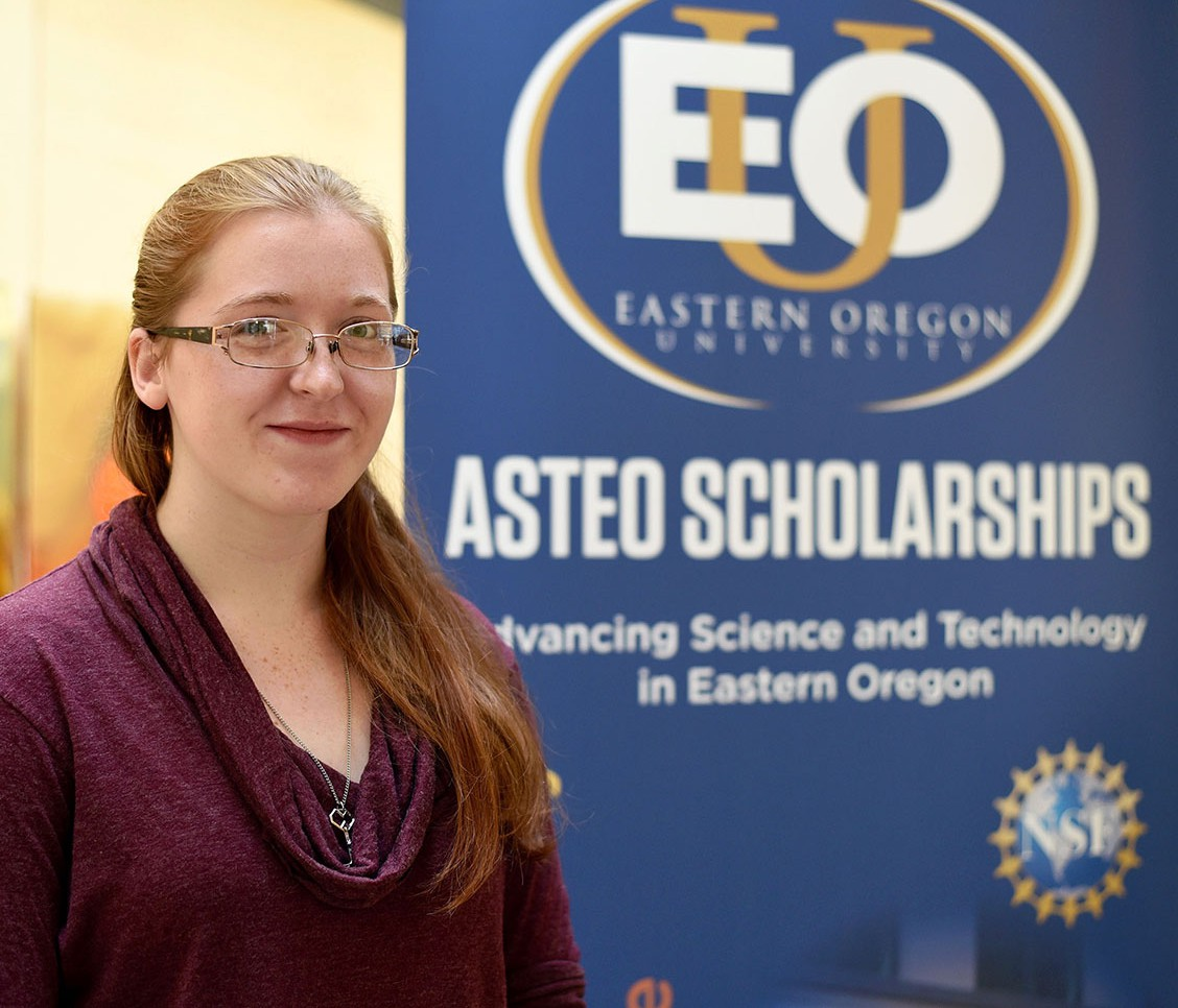 ASTEO Scholar Haley Breen