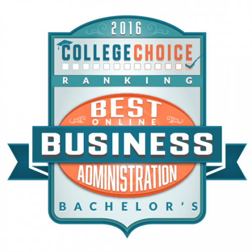 College Choice names EOU business program to top 50 list