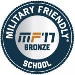 Military Friendly School Bronze Award