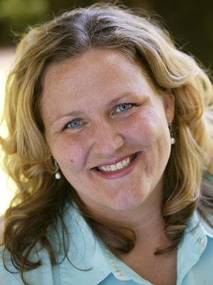 Emily Drew, associate professor at Willamette University.