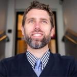 Guest speaker Matt Vogel