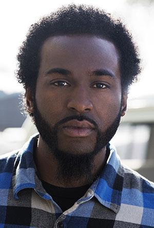 Micah Bournes, spoken word artist and musician.