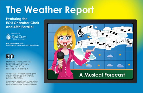 """""""The Weather Report"""""""