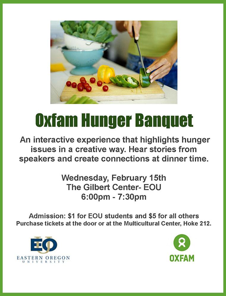Oxfam Hunger Banquet_web