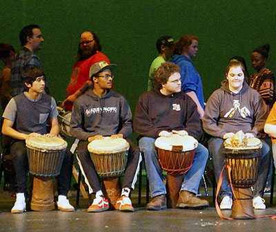 African Drumming Ensemble
