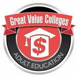 Great Value Colleges ranking for adult education