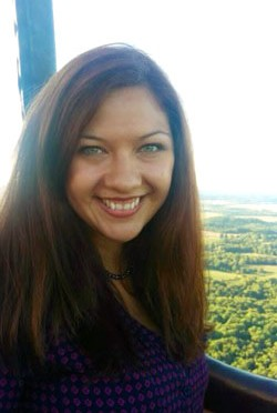 Jennifer Puentes, assistant professor of sociology