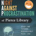NAP at Pierce Library May 7